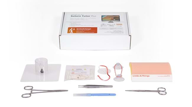 Suture Tutor Plus Hands-on Kit - Light