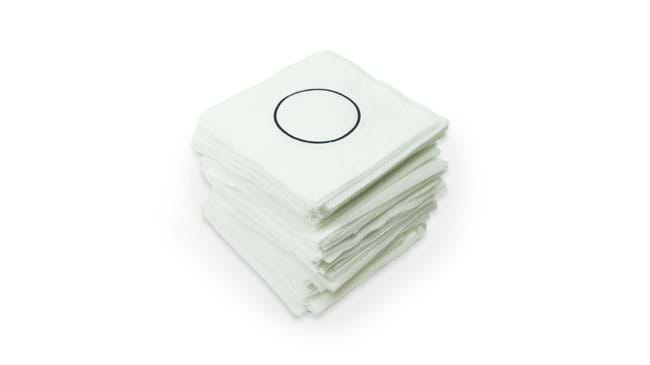 Gauze Pads with Single Circle (x100)