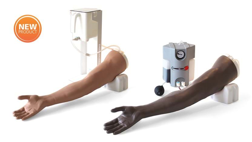New product range: Venipuncture Arm Range